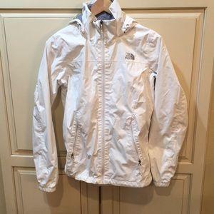 The north face womens rain shell raincoat jacket s
